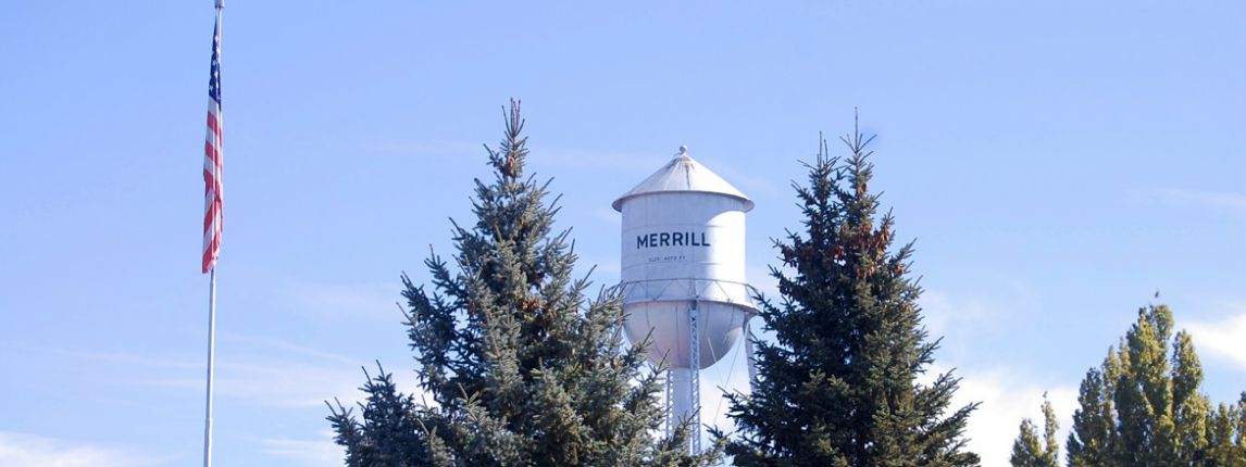 merrill-tower-flag-trees